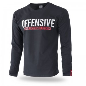 Longsleeve An Unstoppable Offensive Classic