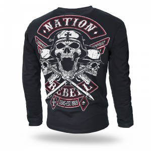 Longsleeve Nation Rebell